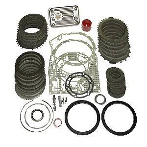 ATS Diesel - Transmission Clutch Kit - 2001-05 GM LCT1000
