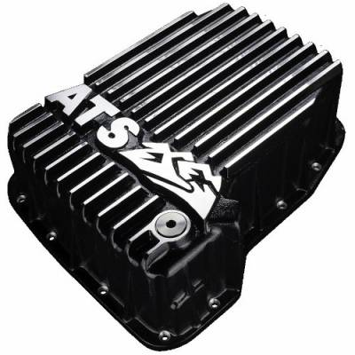 ATS Diesel - Transmission Pan, ATS Aluminum +5 Qt, 68RFE