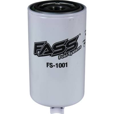 FASS - FASS-Titanium Water Separator (Grey Model)
