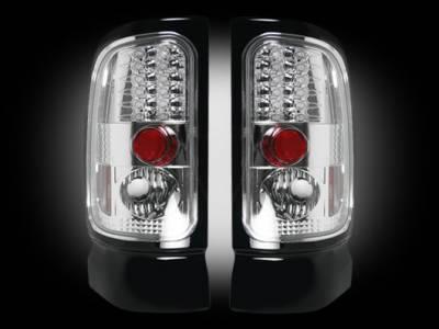Recon Lighting - Dodge 94-01 RAM 1500 & 94-02 RAM 2500/3500 - Clear Lens