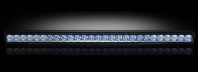"Recon Lighting - 9450 LUMEN 30"" LED LIGHT BAR & RECON WIRING KIT - 27 Individual 5-Watt (135-Watt Total) CREE XTE LEDs"