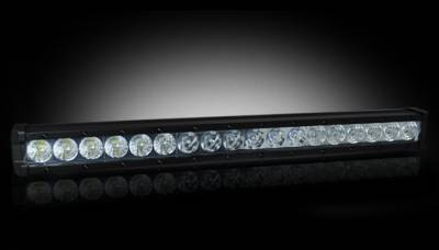 "Recon Lighting - 6300 LUMEN 20"" LED LIGHT BAR & RECON WIRING KIT - 18 Individual 5-Watt (90-Watt Total) CREE XTE LEDs"