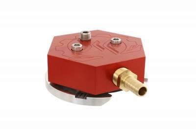 Deviant Race Parts - Fuel Sump - Red