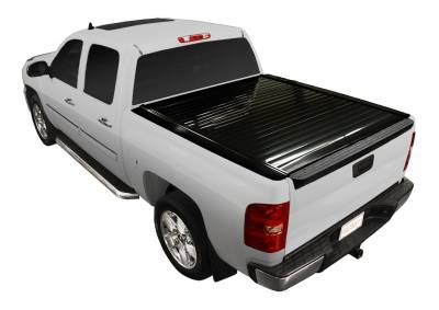 Retrax - PowertraxONE MX-Chevy & GMC 1500 6.5' Bed (07-13) & 2500/3500 (07.5-14)
