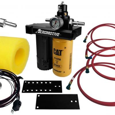 Aeromotive Fuel System - 2003-2007 Powerstroke Diesel Kit