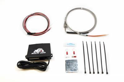 Bully Dog - Bully Dog Sensor Docking Station w/ Pyrometer Probe - GT