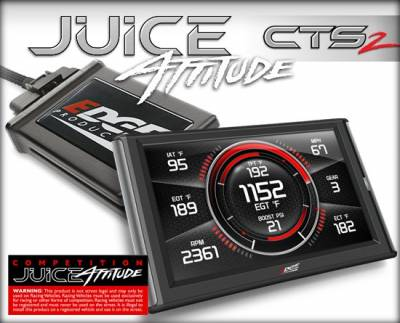 Edge Products - 1998.5-2000 Dodge Competition Juice w/ Attitude CTS2