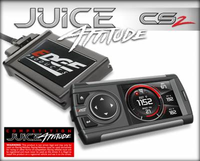 Edge Products - 2001-2002 Dodge Competition Juice w/ Attitude CS2