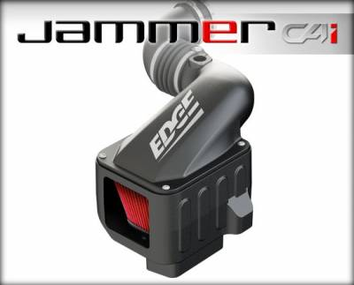 Edge Products - JAMMER Cold-Air Intake (CAI) with Oiled Filter CHEVY 2004.5-2005 6.6L