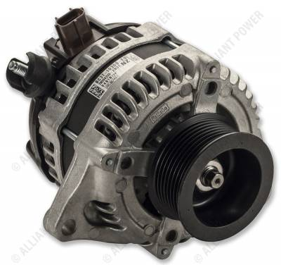 2011 2016 Ford 6 7l Alternator Top Alternator On Dual