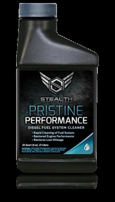 Stealth Modules - Pristine Performance - Diesel Fuel Additive