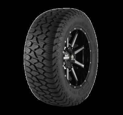 AMP Tires - 265/70R17 PRO A/T 121/118S   LR E