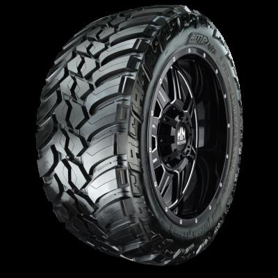 AMP Tires - 33x12.50R20 Mud Terrain Attack M/T A 114Q  LR E