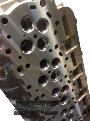 Snyder Performance Engineering (SPE) - SPE 6.7L Powerstroke Stage III Heads