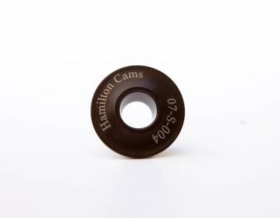 Hamilton Cams  - 24 Valve Retainers - Titanium