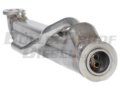 Bullet Proof Diesel - BulletProof EGR Cooler, Square, Lifetime Warranty!