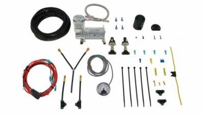 Air Lift - Air Lift Company - Load Controller Dual Heavy Duty Compressor