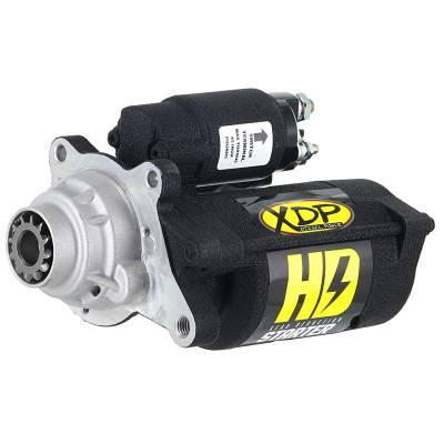 XDP Diesel Power - XDP Wrinkle Black Gear Reduction Starter XD256