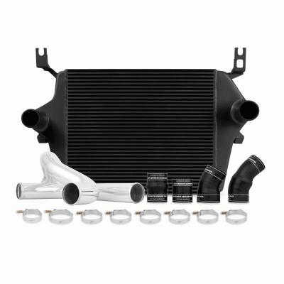 Mishimoto - Ford 6.0L Powerstroke Intercooler Kit, 2003–2007 - BLACK