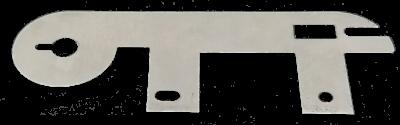 Gorilla Diesel Performance  - EFI Live/EZ Lynk Rotary Switch Bracket - 2001-2016 Duramax