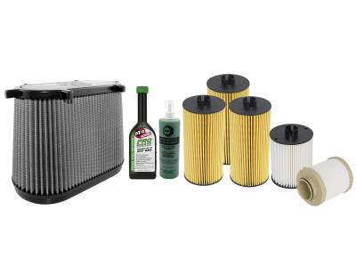 AFE - aFe Power Filter Service Package Ford Diesel Trucks 08-10 V8-6.4L (td)