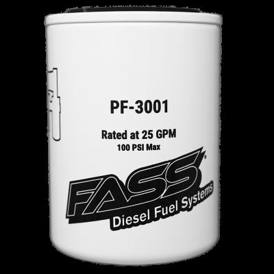 FASS - FASS-Titanium Signature Series Particulate Filter PF-3001