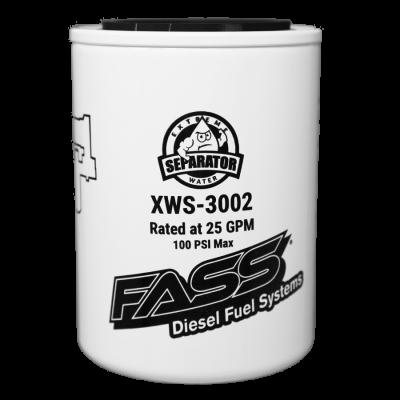 FASS - FASS-Titanium Signature Series Extreme Water Separator XWS-3002