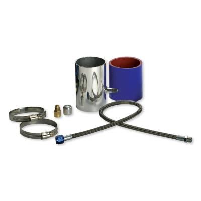 "Air Intakes & Parts - Cold Air Intake - Design Engineering - Design Engineering Cryogenic Air Intake-  3"" O.D. 080110"