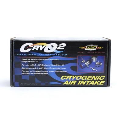 "Design Engineering - Design Engineering Cryogenic Air Intake-  3"" O.D. 080110 - Image 2"