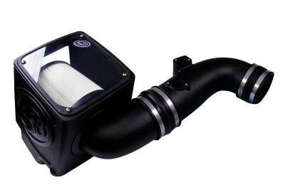 S&B Filters - S&B Filters Cold Air Intake Kit 75-5075D