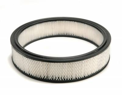 Mr Gasket - Mr Gasket 3in. REPLACEMENT FILTER 14in. DIA. 6403