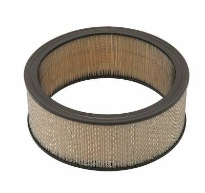 Mr Gasket - Mr Gasket 14in. X 5in. ROUND PAPER A/C ELEM 1450A