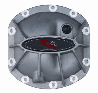Differential - Differential Covers - G2 Axle and Gear - G2 Axle and Gear DANA 30 ALUM DIFF COVER 40-2031AL
