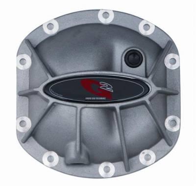 G2 Axle and Gear - G2 Axle and Gear DANA 30 ALUM DIFF COVER 40-2031AL