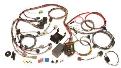 Painless Wiring - Painless Wiring 2003-2005 CUMMINS DIESEL ENGINE HARNESS 5.9L-MANUAL TRANSMISSION ONLY 60250