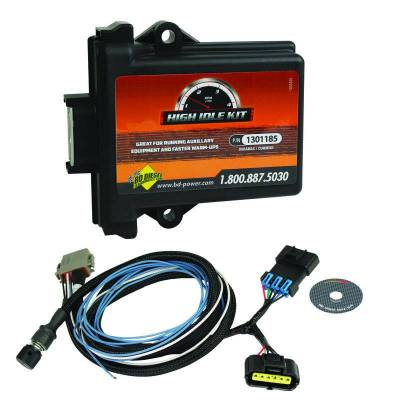 Lift Pumps & Fuel Systems - Fuel System Electronics - BD Diesel - BD Diesel High Idle Kit - Dodge 5.9L 2005-2006 CR 1036621