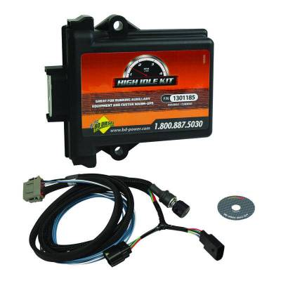 Lift Pumps & Fuel Systems - Fuel System Electronics - BD Diesel - BD Diesel High Idle Kit - Dodge 2007-2017 5.9L/6.7L / 2014-2016 3.0L EcoDiesel 1036622