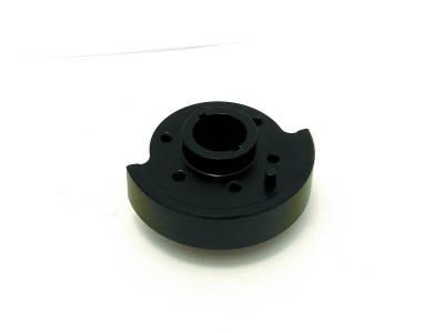 Fluidampr - Fluidampr Harmonic Balancer Adapter Hub - Small Block Chevy - Ext Balance - Dual Key -Each 100007