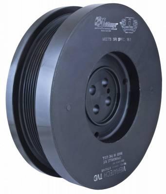 Fluidampr - Fluidampr Harmonic Balancer - Fluidampr - Ford 6.0L PowerStroke - Each 870201