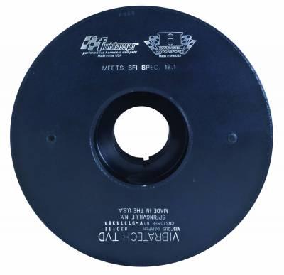 Fluidampr - Fluidampr Harmonic Balancer - Fluidampr - GM 6.6L Duramax - Each 830111 - Image 2