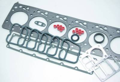 "Engine Parts & Performance - Gaskets / Seals / Fittings / Bearings - Cometic Gaskets - Cometic Gaskets Top End Gasket Set, 6 cylinder diesel, 4.188"" Gasket Bore PRO3001T"