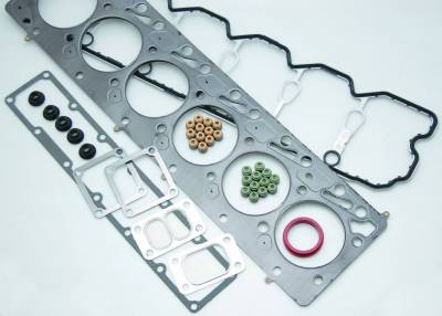 "Engine Parts & Performance - Gaskets / Seals / Fittings / Bearings - Cometic Gaskets - Cometic Gaskets Top End Gasket Set, 6 cylinder, 4.188"" Gasket Bore PRO3002T"