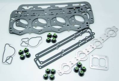 "Engine Parts & Performance - Gaskets / Seals / Fittings / Bearings - Cometic Gaskets - Cometic Gaskets Top End Gasket Kit, 7.3L Powerstroke Diesel V8 4.140"" PRO3010T"