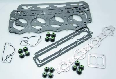 "Engine Parts & Performance - Gaskets / Seals / Fittings / Bearings - Cometic Gaskets - Cometic Gaskets Top End Gasket Kit, 7.3L Powerstroke Diesel V8 4.140"" PRO3010T"