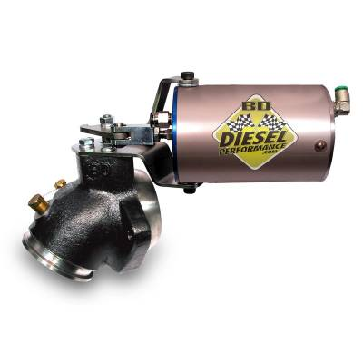 Exhaust Systems / Manifolds - Exhaust Brake - BD Diesel - BD Diesel Brake - 1989-1998 Dodge 60psi Vac/Turbo Mount 2033135