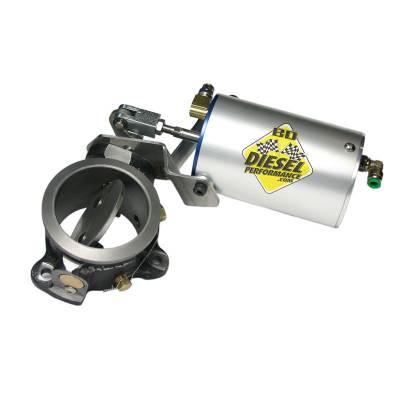 Exhaust Systems / Manifolds - Exhaust Brake - BD Diesel - BD Diesel Brake - 1994-1997 Ford 7.3L Vac/Turbo Mount 2033143