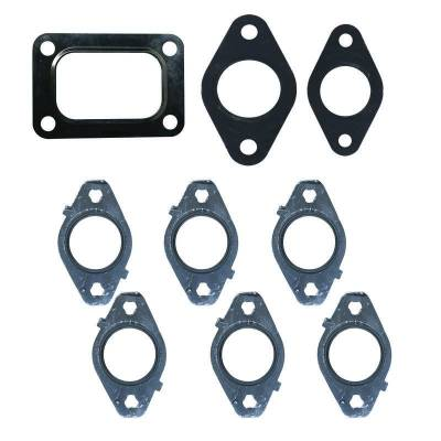 Exhaust Systems / Manifolds - Manifolds / Headers - BD Diesel - BD Diesel GASKET SET, Exhaust Manifold - Dodge 6.7L 2007.5-2015 1045992