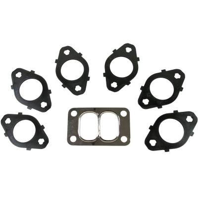 Engine Parts & Performance - Gaskets / Seals / Fittings / Bearings - BD Diesel - BD Diesel Gasket Set, Exhaust Manifold - 1998-2007 Dodge 24-valve 1045986