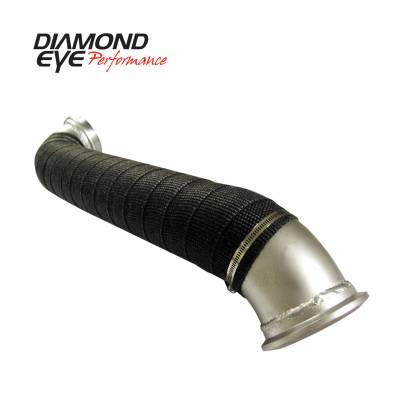 Exhaust Systems / Manifolds - Mufflers/Muffler Delete Pipes - Diamond Eye Performance - Diamond Eye Performance 2004-2010 CHEVY/GMC 6.5L LLY; LBZ; LMM DURAMAX 2500/3500 (ALL CAB AND BED LENGTH 321056