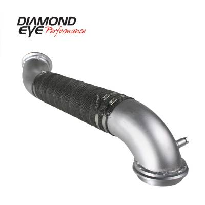 Exhaust Systems / Manifolds - Mufflers/Muffler Delete Pipes - Diamond Eye Performance - Diamond Eye Performance 2011-2012 CHEVY/GMC 6.5L LML DURAMAX 2500/3500 (ALL CAB AND BED LENGTHS)-PERFORM 321060
